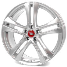 Tec Speedwheels AS4 Evo Hyper-Silber