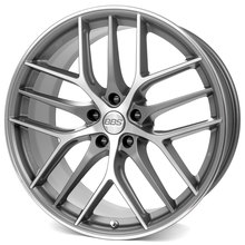 BBS CC-R graphit diamantgedreht matt