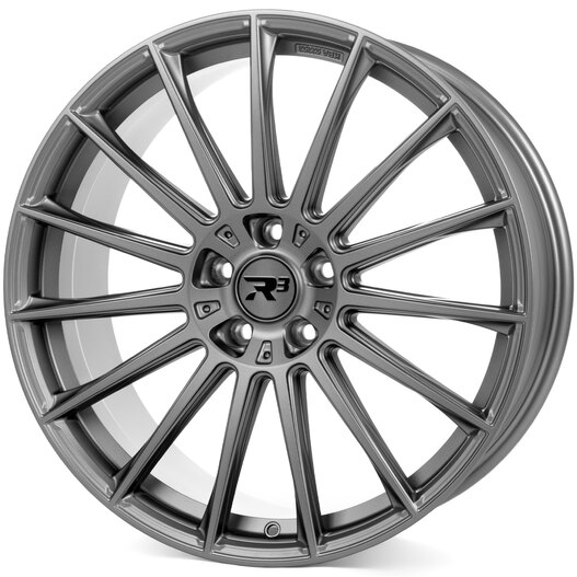 R³ Wheels R3H07 anthracite-matt