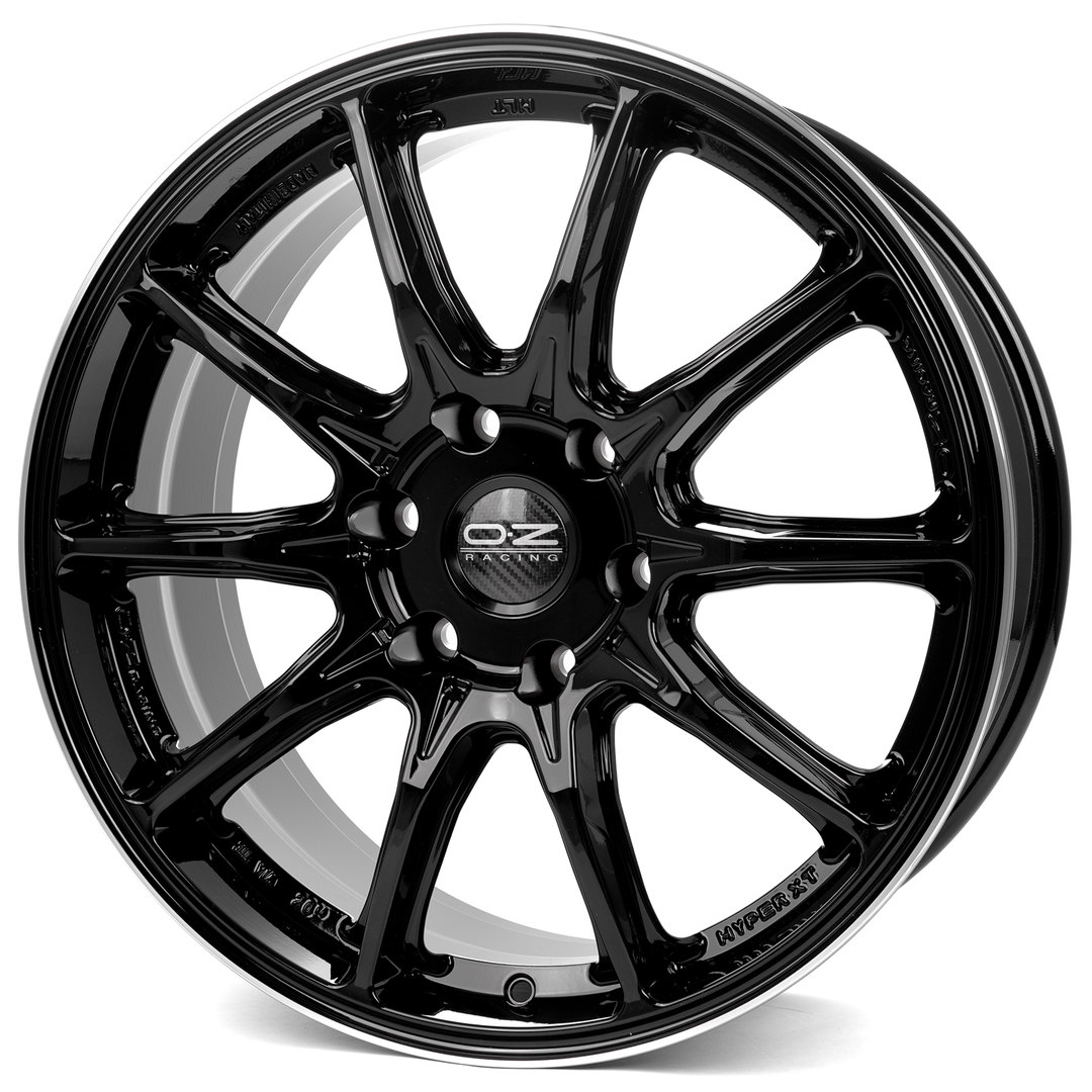 OZ Hyper XT HLT Gloss Black Diamond Lip