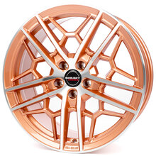Borbet GTY copper polished glossy