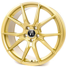 V1 Wheels V1 Gold Matt lackiert