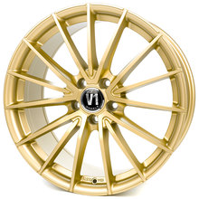 V1 Wheels V2 Gold Matt lackiert