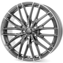 OZ Gran Turismo HLT Star Graphite Diamond Cut