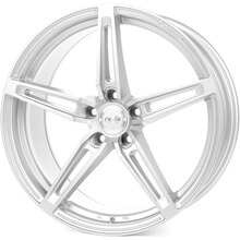 Raffa Wheels RF-01 Silver Matt