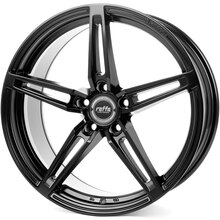 Raffa Wheels RF-01 Black Matt