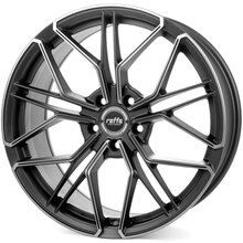 Raffa Wheels RF-02 Dark Mist / Matt