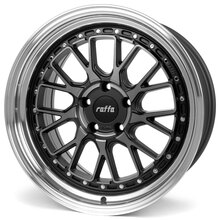 Raffa Wheels RS-03 Dark-Mist Polished
