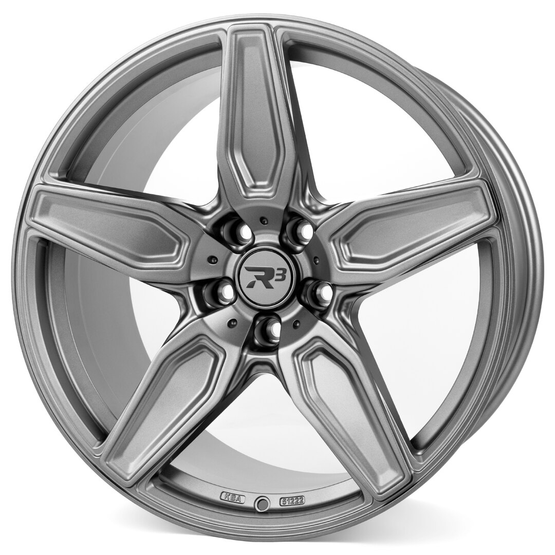 R³ Wheels R3H08 anthracite-matt