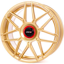 Motec GT.one Gold lackiert