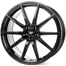 R³ Wheels R3H03 black