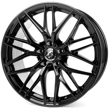 Damina Performance DM08 Black Painted