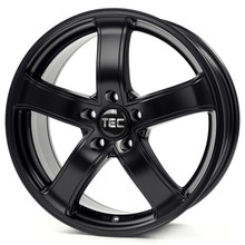 Tec Speedwheels AS1 Schwarz-Seidenmatt