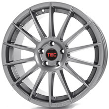 Tec Speedwheels AS2 Gun-Metal