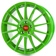 Tec Speedwheels AS2 Grün