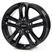 Carmani 5 Arrow Black