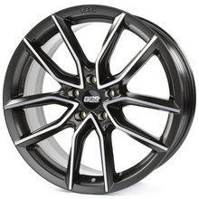 BBS XA night fever black diamantgedreht