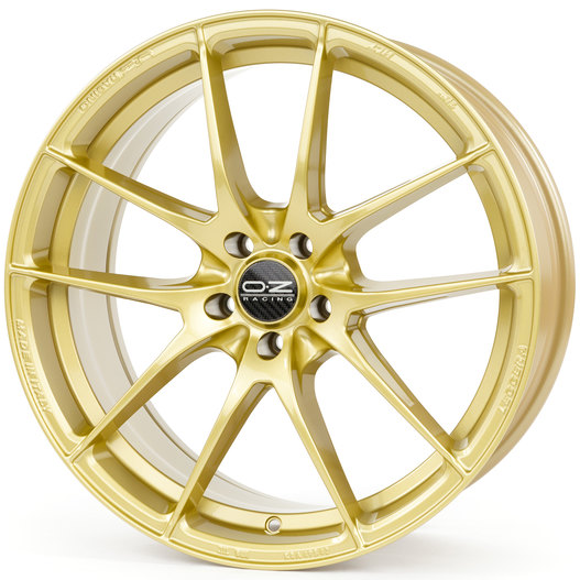 OZ Leggera HLT Race Gold