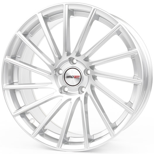 Motec Tornado High gloss silver