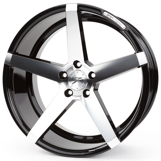 Z-Performance ZP6.1 Phantom Black/Polished