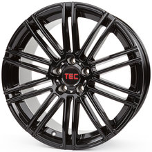 Tec Speedwheels AS3 Schwarz-Glanz