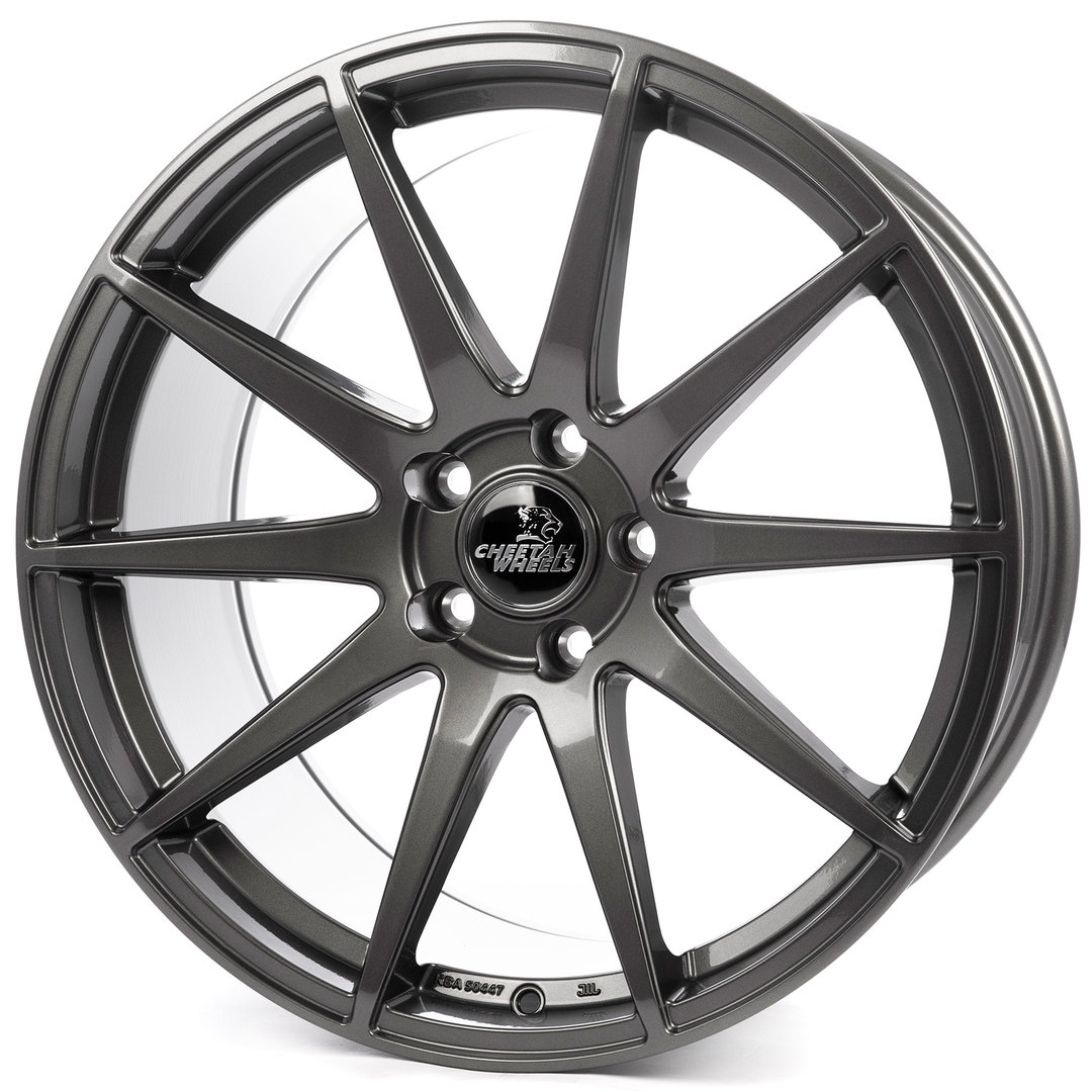 Cheetah Wheels CV1 Dark grey