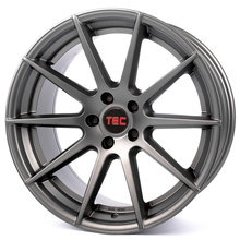 Tec Speedwheels GT-7 Gun-Metal