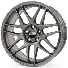 BBS CX-R platinum matt