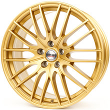 Borbet CW 4 gold matt