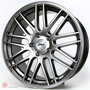 Tec Speedwheels GT-1 shiny silber