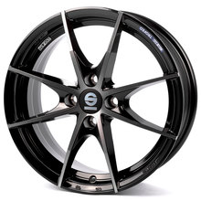 Sparco Trofeo 4 Fumé Black Full Polished