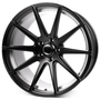 Cheetah Wheels CV1 matt black undercut