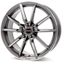 graphite spoke rim polished