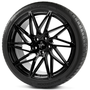 Keskin KT20 Future black painted