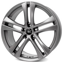 Tec Speedwheels AS4 evo gun metal