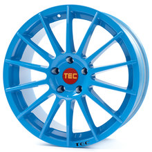 Tec Speedwheels AS2 smurf light blue