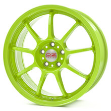 OZ Alleggerita HLT Acid Green