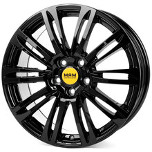 MAM A4 black painted