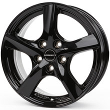 Borbet TL 5-Spoke black glossy
