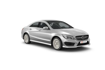 Mercedes-Benz Clase CLA AMG Berlina