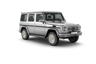 Mercedes-Benz G-Class AMG Off-Road Vehicle