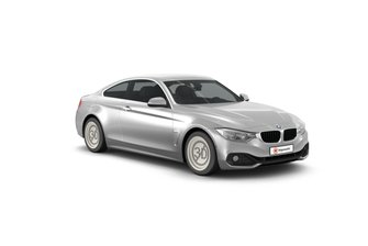 BMW 4er Reihe Coupé
