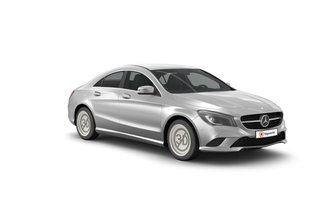 Mercedes-Benz Clase CLA Berlina