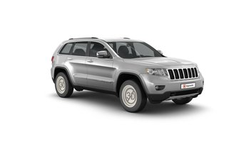 Jeep Grand Cherokee Off-Road Vehicle
