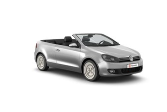 VW Golf VI Convertible
