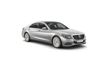 Mercedes-Benz S-Klasse Beschussgeschützt