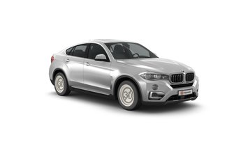 BMW X6 Sport Utility Vehicle