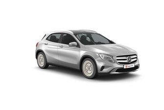 Mercedes-Benz Clase GLA Todoterreno