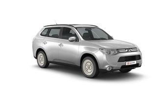 Mitsubishi Outlander Kompakt-SUV