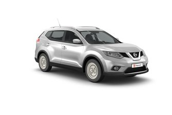 Nissan X-Trail Sport Utility Vehicle